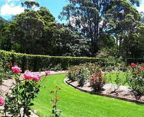 Wollongong Botanic Garden - Phillip Island Accommodation