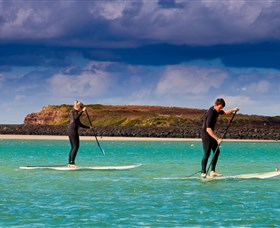 JPD Surf - Stand Up Paddle - Phillip Island Accommodation