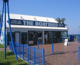 Innes Boatshed - Phillip Island Accommodation