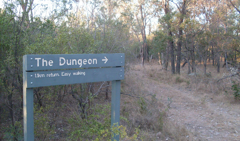Dungeon lookout - Phillip Island Accommodation