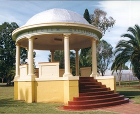 Kingaroy Soldiers Memorial Rotunda - Phillip Island Accommodation