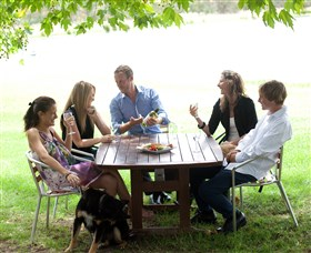 Hidden Creek Winery and Cafe - Phillip Island Accommodation