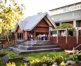 Hollydene Estate Wines and Vines Restaurant - Phillip Island Accommodation