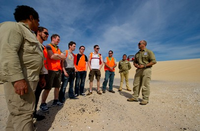 Aboriginal Tours and Sand Dune Adventures - Phillip Island Accommodation