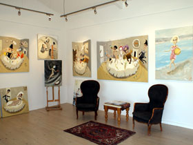 Art Gallery of Adelaide - Phillip Island Accommodation