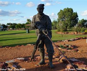 Cobar Miners Heritage Park - Phillip Island Accommodation