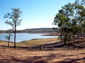 Theresa Creek Dam - Phillip Island Accommodation