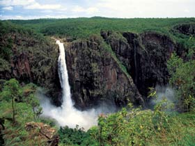 Wallaman Falls Girringun National Park - Phillip Island Accommodation