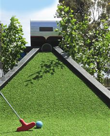 Mini Golf at BIG4 Swan Hill Holiday Park - Phillip Island Accommodation