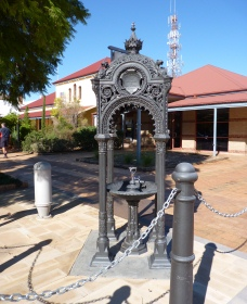 Witcombe Fountain - Phillip Island Accommodation