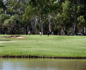 Deniliquin Golf Club - Phillip Island Accommodation