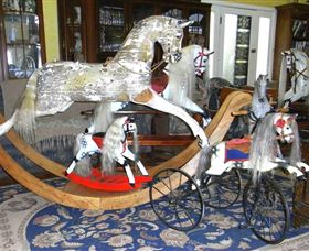 Rocking Horse Restorations - Phillip Island Accommodation