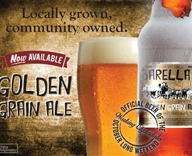 Barellan Beer - Community Owned Locally Grown Beer - Phillip Island Accommodation