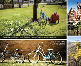 Grong Grong Borrow Bikes - Phillip Island Accommodation