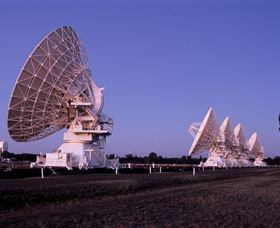 CSIRO Australia Telescope Narrabri - Phillip Island Accommodation