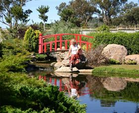 Wellington Osawano Japanese Gardens - Phillip Island Accommodation