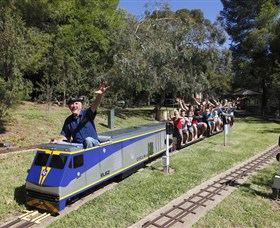 Willans Hill Miniature Railway - Phillip Island Accommodation