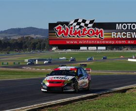 Winton Motor Raceway - Phillip Island Accommodation