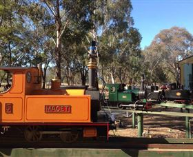 Mudgee Miniature Railway - Phillip Island Accommodation
