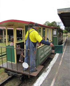 Alexandra Timber Tramway - Phillip Island Accommodation