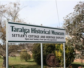 Taralga Historical Society Museum - Phillip Island Accommodation