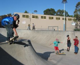 Goulburn Skate Park - Phillip Island Accommodation