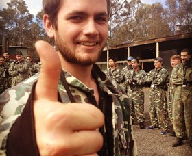 Ultimate Paintball - Phillip Island Accommodation