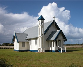 Tarraville Church - Phillip Island Accommodation