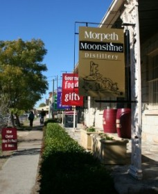 Morpeth Wine Cellars and Moonshine Distillery