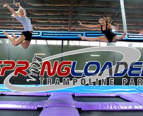 Springloaded Trampoline Park - Phillip Island Accommodation
