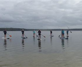 Sussex Inlet Stand Up Paddle - Phillip Island Accommodation