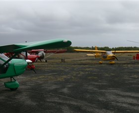 Evans Head Memorial Aerodrome - Phillip Island Accommodation