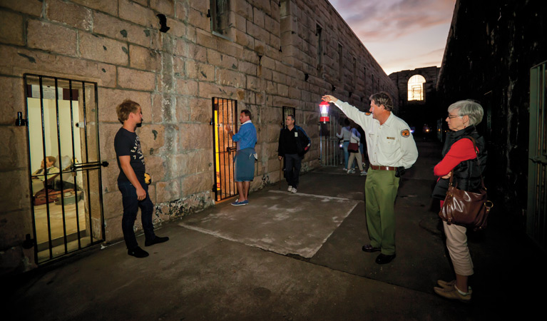 Trial Bay Gaol - Phillip Island Accommodation