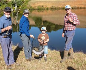 Natone Hills Fly Fishery - Phillip Island Accommodation