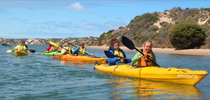 Canoe the Coorong - Phillip Island Accommodation