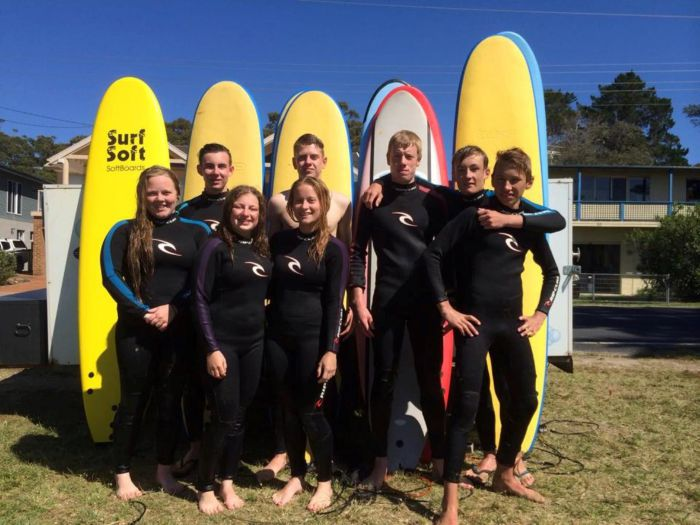 Broulee Surf School - Phillip Island Accommodation