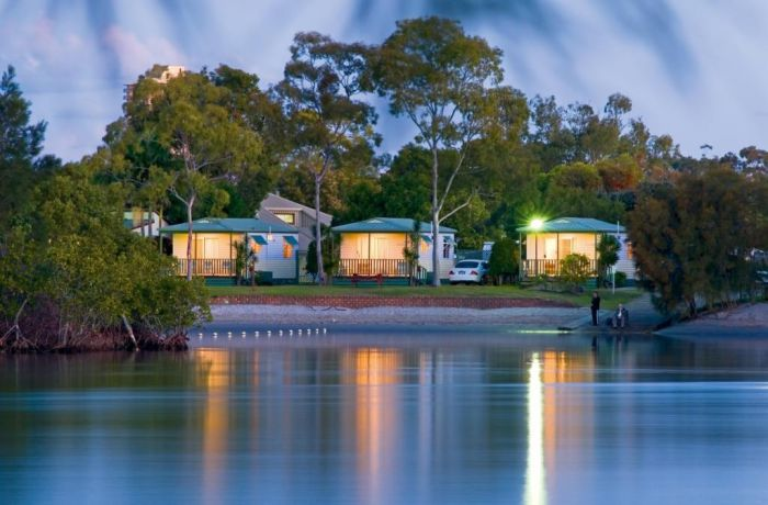 Boyds Bay Holiday Park - Phillip Island Accommodation
