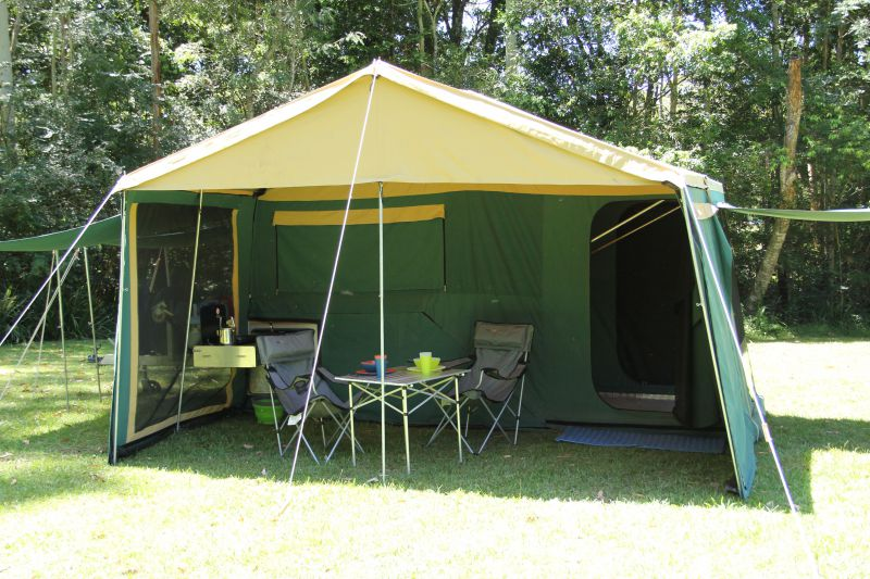 Kendall Kampers - Phillip Island Accommodation
