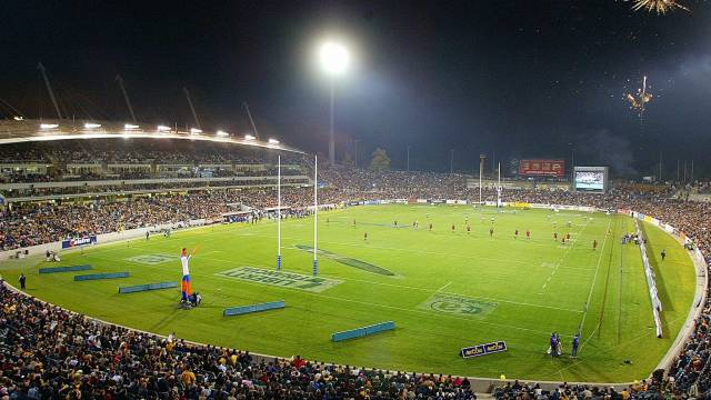 GIO Stadium Canberra - Phillip Island Accommodation