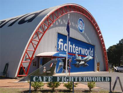 Fighter World Aviation Museum - Phillip Island Accommodation