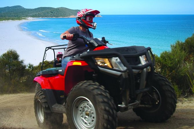 Half-Day Guided ATV Exploration Tour from Coles Bay - Phillip Island Accommodation
