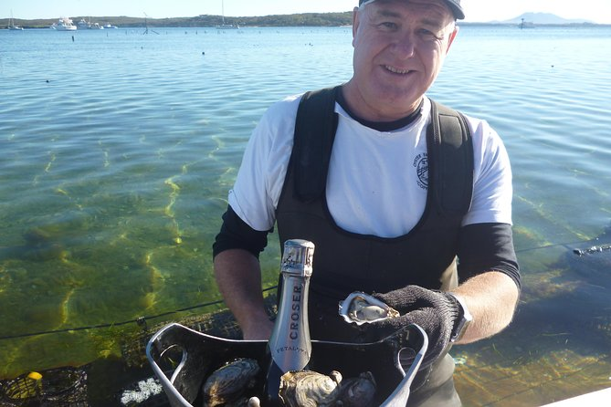 Coffin Bay Oyster Farm  Tasting Tour - Phillip Island Accommodation