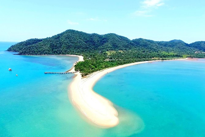 Dunk Island Round-Trip Water Taxi Transfer from Mission Beach - Phillip Island Accommodation