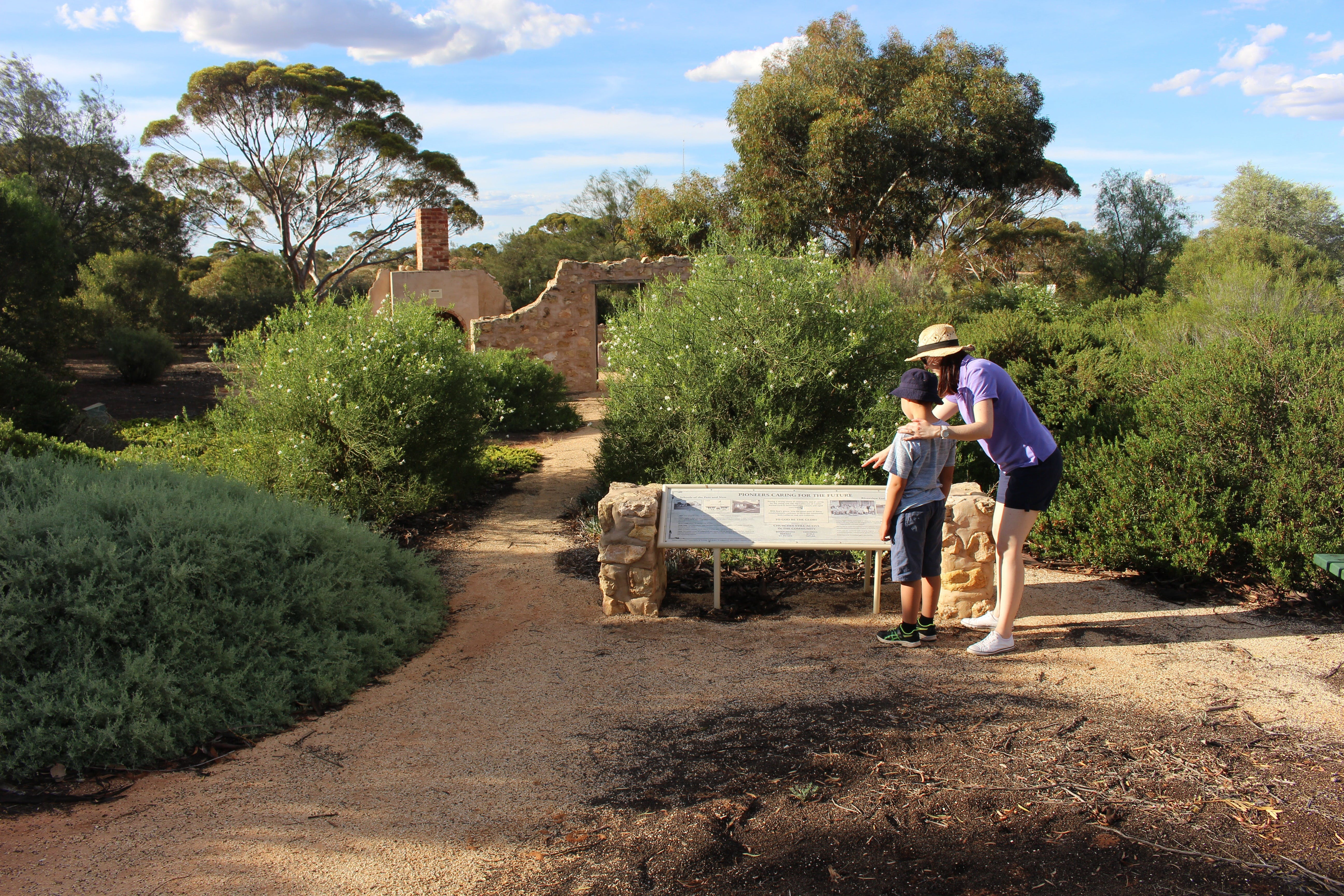 Loxton Community Conservation  Heritage Park - Phillip Island Accommodation