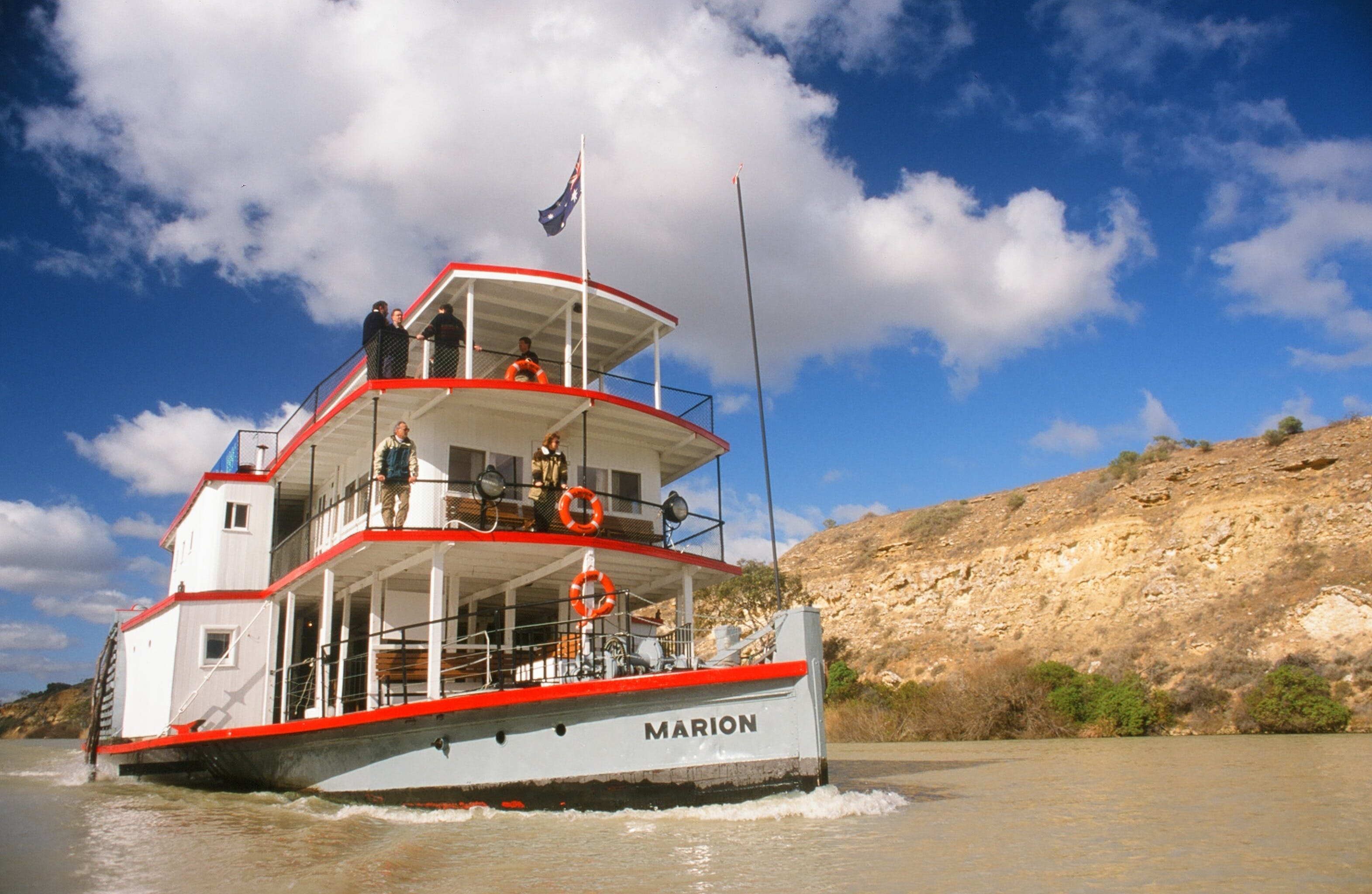 PS Marion Short Cruises - all cruises cancelled until further notice - Phillip Island Accommodation