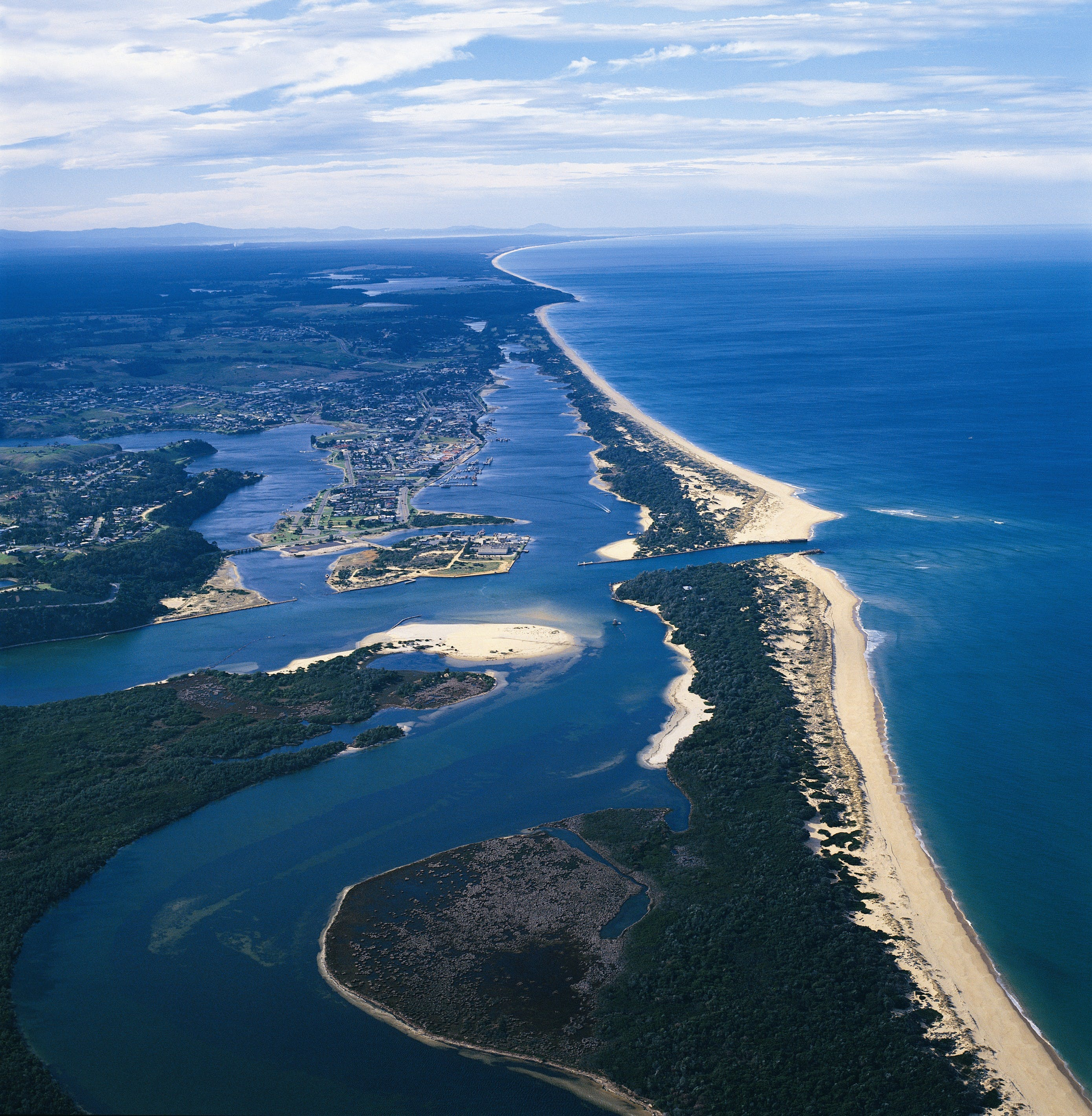 Ninety Mile Beach Marine National Park - Phillip Island Accommodation