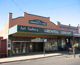 Grenfell Art Gallery - Phillip Island Accommodation