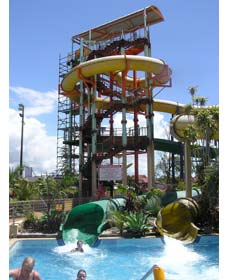 Ballina Olympic Pool and Waterslide - Phillip Island Accommodation