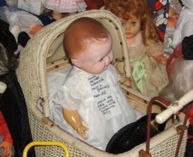 Little Darlings Doll Museum and Coffee Shop - Phillip Island Accommodation