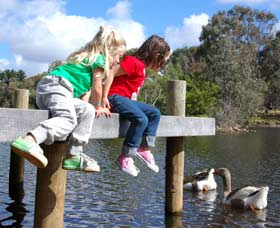 Vasse River and Rotary Park - Phillip Island Accommodation